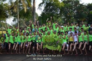 The mandatory group shot! (Source: Photo by Chuah Sakura)