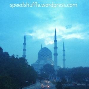 Shah Alam's main landmark