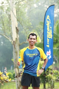 Edan Syah, 'Fuel Your Performance' Advocate & the fastest marathon runner in Malaysia for 2016