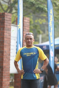 Mohamed Allie Helmy, 'Fuel Your Performance' Advocate and army corporal-triathlete champion
